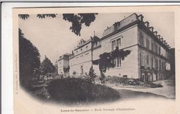Cp , 39 , LONS-le-SAUNIER , École Normale D'Institutrices - Lons Le Saunier