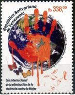 Venezuela 2015 ** Joint Issue. Eliminacion De La Violencia Contra La Mujer.  See Desc. - Venezuela
