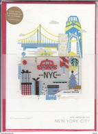 USA - New York, Starbucks Card, CN : 6130, Unused - Gift Cards