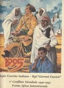RGT. GIOVANI FASCISTI - Calendario 1995 - Calendari
