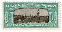 (I.B) US Cinderella : Lewis & Clark Exposition 1903 (Portland Harbor) - Etats-Unis