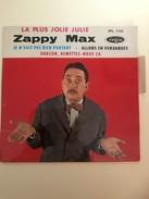 Zapppy Max La Plus Jolie Julie - Autres - Musique Française