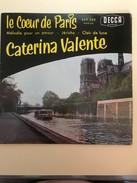 Caterina Valente Le Coeur De Paris - Vinyles