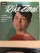 Rika Zaraï Rebecca - Vinyles