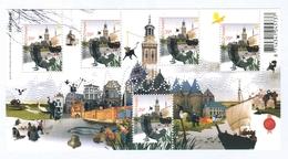 Mooi Nederland 2006 Stad Kampen ** - Reclame KOK Chocolade Chocolate Bonbons - Blocks & Sheetlets