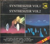 "CD    Synthesizer    ""  Magic  Music    ""    2  CD   De  1994  Avec  41  Titres - Instrumental"