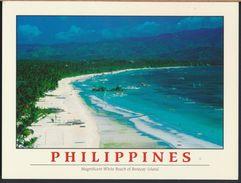 °°° GF402 - PHILIPPINES - BORACAY ISLAND WHITE BEACH °°° - Filippine