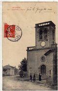 CHAPPES  L'église - France