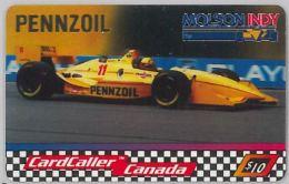 CARTA TELEFONICA CANADA - AUTO (M83.1 - Canada