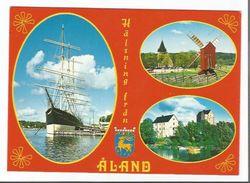 FINLAND - ÅLAND - MAARIANHAMINA - MARIEHAMN - - Finlande