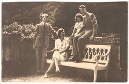 België / Belgique - Carte Photo Originale / Originele Fotokaart Agfa Gevaert - Photo Favresse - Koninklijke Familie - Koninklijke Families