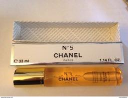 CHANEL N° 5  Eau De PARFUM  Vaporisateur De 33 Ml Testeur  NEUF  AUTHENTIQUE   En Boite - Fragrances (new And Unused)