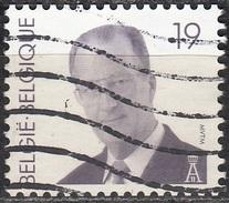 Belgique 1998 COB 2779 O Cote (2016) 1.30 Euro Roi Albert II - Oblitérés