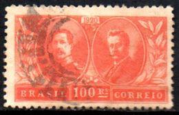 Brasil C 0013 Visita Rei Alberto Da Bélgica U (b) - Used Stamps