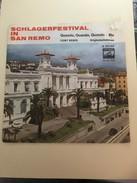 Schlagerfestival In San Remo Quando Quando Quando Tony Renis - Vinyl Records