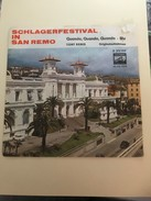 Schlagerfestival In San Remo Quando Quando Quando Tony Renis - Vinyles