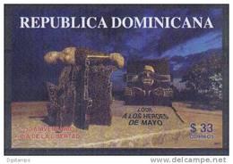 R. Dominicana 2011 ** Loor A Heroes De 30 De Mayo 1961, Fin De La Era Trujillo. Monumentos. - Unclassified