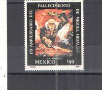 Messico PO 1986 Eroi Indip. Scott.1448+ See Scans Nuovi - Mexico