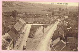 Zicht Op RYCKEVORSEL (Rijkevorsel) - 1927 Met Achteraan Molen - Rijkevorsel