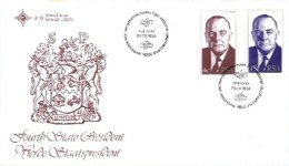 SOUTH AFRICA, 1978, Cover - FDC