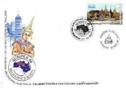 THAILAND, 1984, Cover - Thaïlande