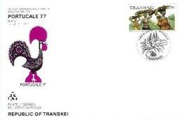 TRANSKEI, 1977, Cover - Transkei