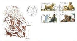 TRANSKEI, 1978, Cover - Transkei