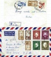 YUGOSLAVIA, 1961, Cover - 1945-1992 République Fédérative Populaire De Yougoslavie