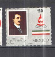Messico PO 1986 Pino Suarez Scott.1461+ See Scans Nuovi - Mexico