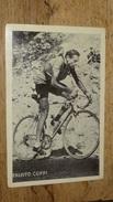 RARE Image Grand Format CYCLISME : FAUSTO COPPI - Milieu Des Années 50? - Cycling