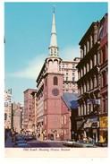 ETATS-UNIS . OLD SOUTH MEETING HOUSE, BOSTON - Réf. N°18045 - - Boston