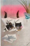 CPA Chat Cat Non Circulé MGA 513 - Cats