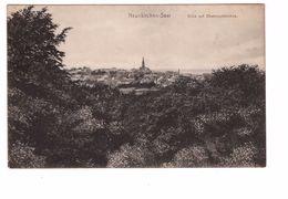 Allemagne Saar Neunkirchen Blick Auf Oberneunkirchen Correspondance 1919 - Kreis Neunkirchen