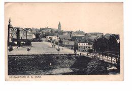 Allemagne Saar Neunkirchen  Correspondance 1919 - Kreis Neunkirchen