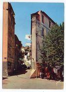 AJACCIO--Vieilles Maisons Dans La Ville Ancienne (petite Animation).....à Saisir - Ajaccio