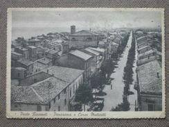 PORTO RECANATI - 1949 -  CORSO  GARIBALDI   ---     BELLA - Italia