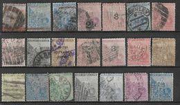 _Tr883:  Restje 21 Zegels....om Verder Uit Te Zoeken.... - South Africa (...-1961)