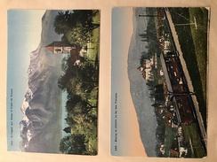 Vieux Album - Cartes Postales - Cartons De Chocolat - Photos De Journaux - Cartes Postales