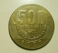 Costa Rica 500 Colones 2007 - Costa Rica