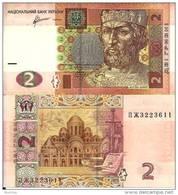 Ukraine 2 HRYVEN 2011 - Pick 117c NEUF (UNC) - Ukraine