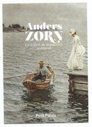 ANDERS ZORN , Le Maître De La Peinture Suédoise Exposition Paris Petit Palais - Peintures & Tableaux