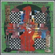 1982- Libye -World Chess Championship, Moscow- Complete Set MNH** - Libya