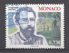MONACO 2009 Mi.nr.:2945 Geburtstag Von Georges Seurat  OBLITÉRÉS / USED / GESTEMPELD - Monaco