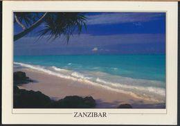 °°° GF428 - ZANZIBAR TANZANIA - KIWENGWA BEACH - 2010 With Stamps °°° - Tanzania