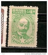 Brazil ** & Centenário Do Nascimento De Zamenhof, Criador Do Esperanto 1960 (691) - Esperanto