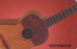 TARJETA TELEFONICA DE VENEZUELA (LOS SONIDOS DEL JOROPO) (368) - Música
