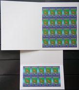 Russia, 2010, Mi. 1670, Y&T 7187, Sc. 7233, SG 7711, Coat Of Arms Of Vladivostok, MNH, Booklet - 1992-.... Federazione