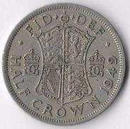 United Kingdom 1949 2/6d [C656/2D] - 1902-1971 : Post-Victorian Coins