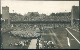 1912 Sweden Stockholm Olympics Official Postcard No 200 Swedish Singing Society Concert - Olympic Games