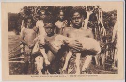 Ageaux Blancs Et Agneaux Noirs... - Maré (Nouvelle-Calédonie) - Nouvelle-Calédonie